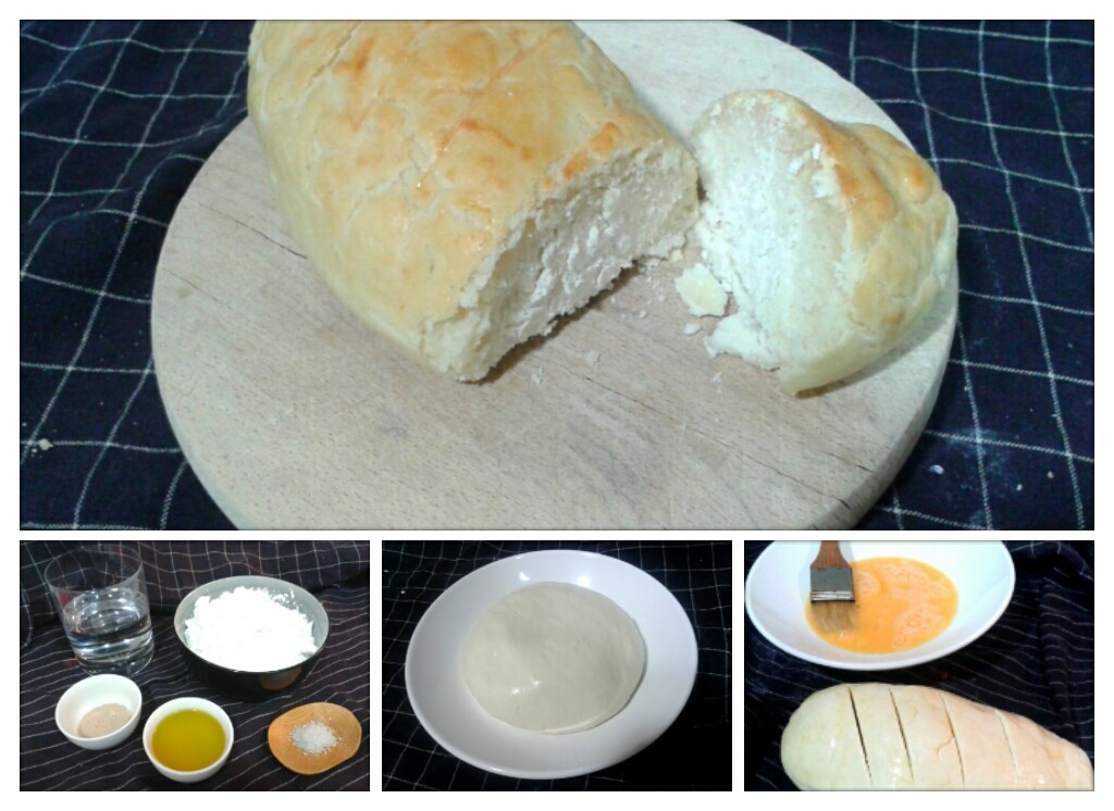 Pasos a seguir para hacer pan sin gluten