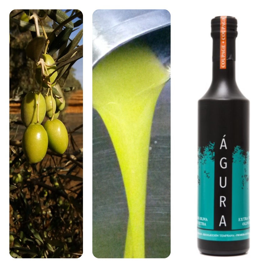 Extra Virgin Olive Oil AOVE Águra