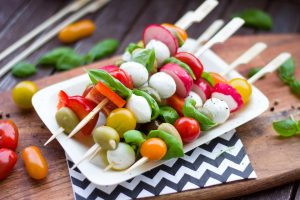 ensaladas gourmet para fiestas