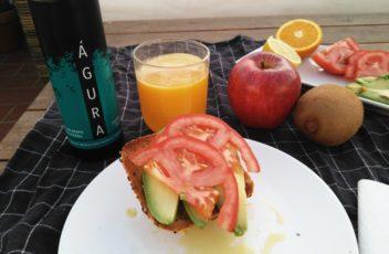 desayuno mediterraneo con aove