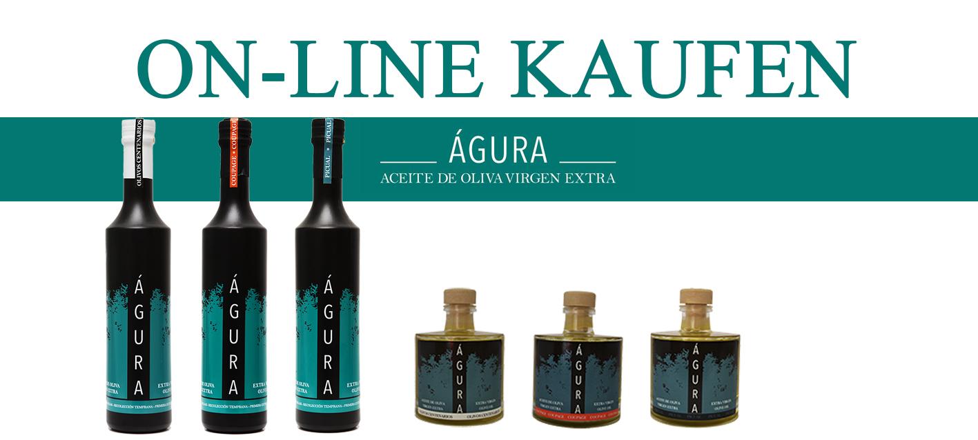 tienda aceite de oliva