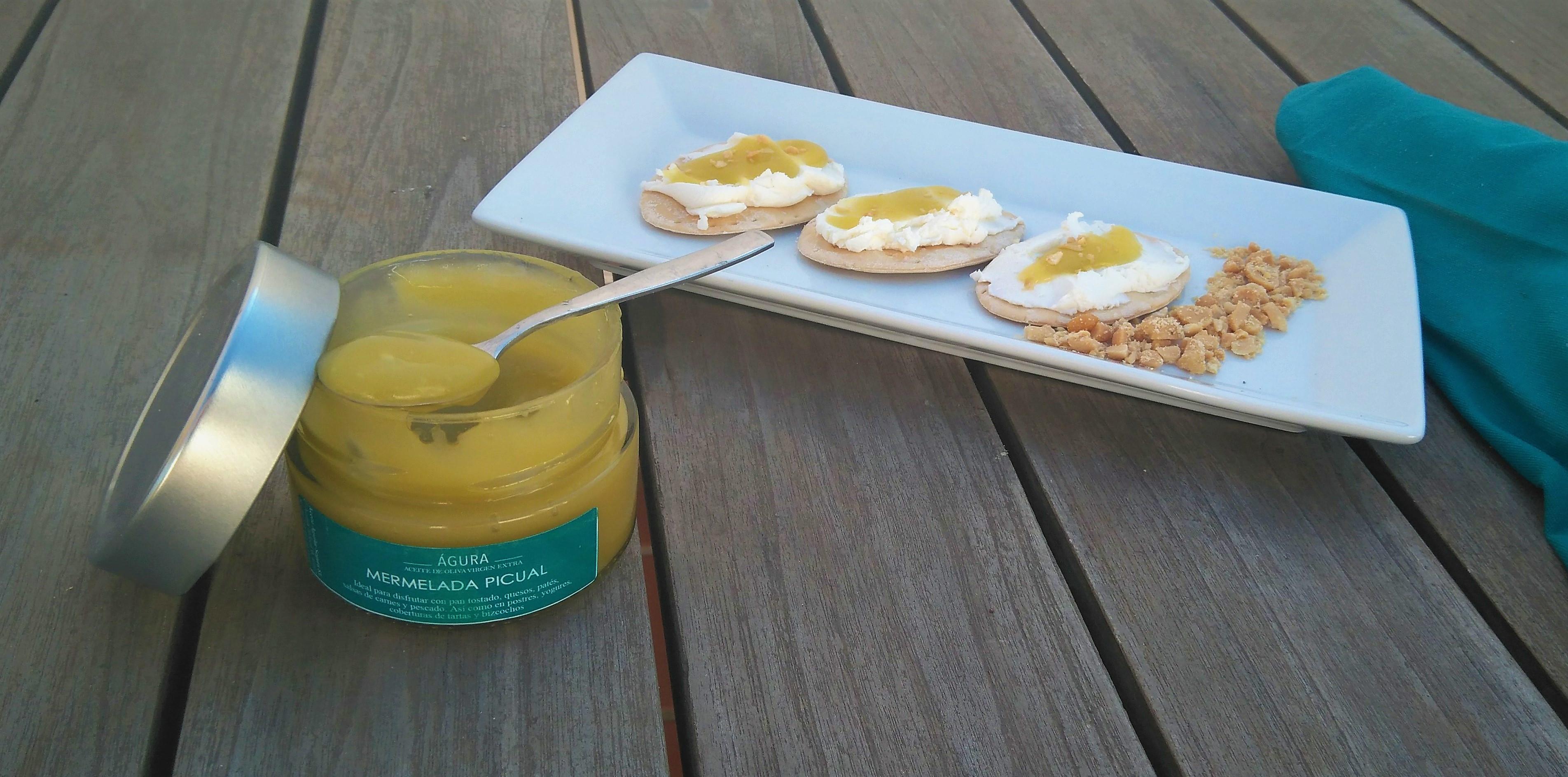 mermelada de aceite de oliva usos