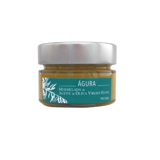 mermelada de aceite de oliva águra