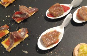Recetas de aperitivos con mermelada de aceite de oliva Águra