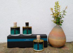 regalo gourmet botellas de aceite de oliva virgen extra