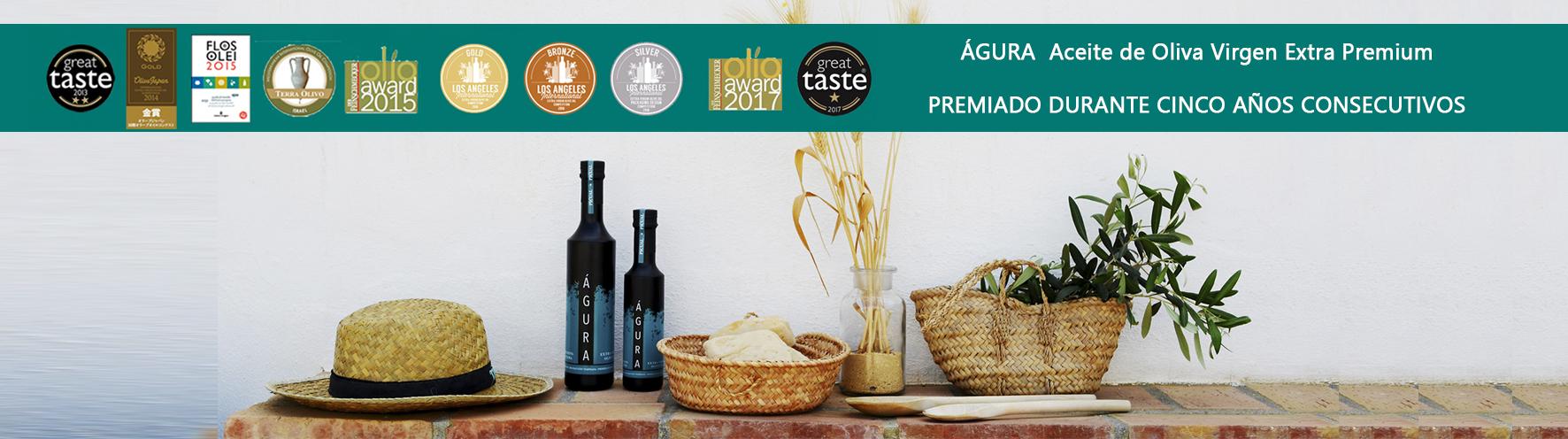 aceite de oliva virgen extra águra picual artesano