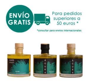 miniaturas aceite de oliva