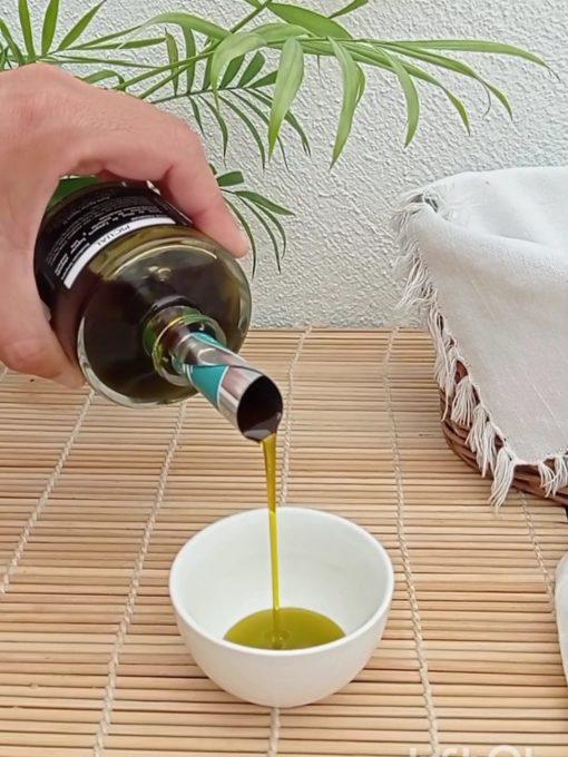 aceite de oliva degustacion